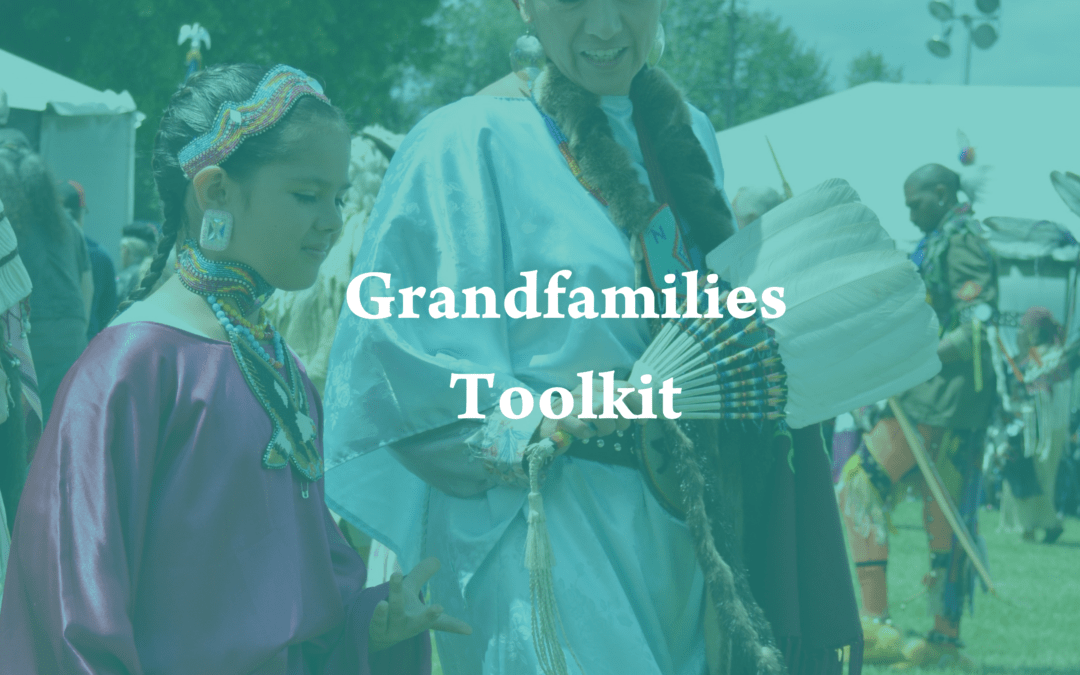 American Indian & Alaska Native Grandfamilies: Helping Children Thrive Through Connection to Family and Cultural Identity