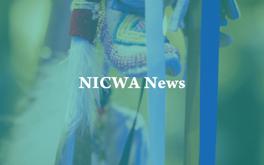 NICWA News Summer Fall 2021